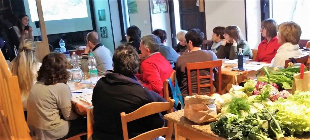 corso intensivo di alimentazione e benessere - teorico pratico - Trieste
