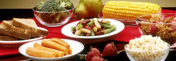 Decalogo orientativo per una sana alimentazione